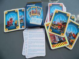 Jeu De Cartes -Playmobil - - Playmobil