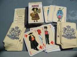 Jeu De 54 Cartes - HANSI -  Grimaud - Saint Max  54 - Autres Collections