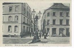 BITBURG  - BLICK IN DIE OBERE HAUPTSRABE ( Animées ) - Allemagne