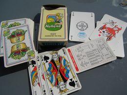 Jeu De 54 Cartes - Holland -  Héron - 54 Cards