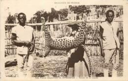 AFRIQUE LES PERES CAPUCINS EN ETHIOPIE RETOUR DE CHASSE - Ethiopie