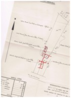 Plan Cadastral Saint Servais 1979 - Cartes