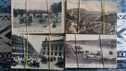 Lot De 1000 Cartes - Drouilles - 500 Postcards Min.