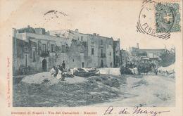 Dintorni Di Napoli - Via Dei Camaldoli - Nazaret. - Napoli (Naples)