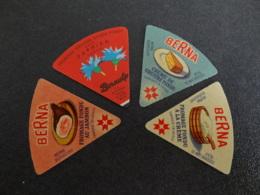 Lot De Petites étiquettes De  Fromage - Cheese