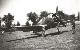 PHOTO AVION        CURTISS H-75    RETIRAGE REPRINT - Aviation
