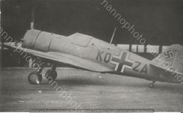 PHOTO AVION         Curtiss H-75 Captu       RETIRAGE REPRINT - Aviation
