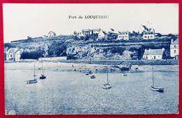 CPA-LOCQUIREC-29-FINISTERE-PORT - Locquirec