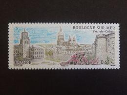 N°4862 - Boulogne - Sans Le Brun Signé CALVES- 1 Bande De Phosphore à Droite - Dentelé 13x12¾ - Gomme D'origine - LUXE** - Neufs