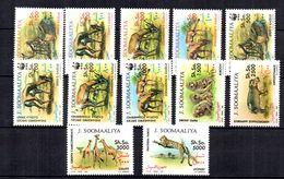 Somalie YT N° 378/389 Neufs ** MNH. TB. A Saisir! - Somalia (1960-...)