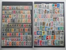 LUXEMBOURG RARE COLLECTION DE 550 DIFFERENTS CHOISIS - Sammlungen