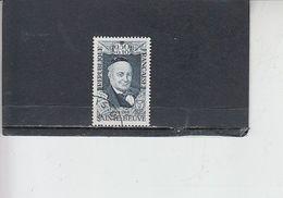 FRANCIA  1969 - Yvert  1592° - Letteratura -poeta - France