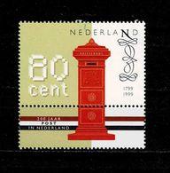 1999  200 Jaar Nationaal Postbedrijf   MNH - Unused Stamps