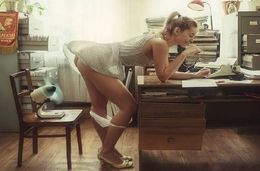 Thèmes > Illustrateurs & Photographes > Photographie De David Dubnitskiy Serie Russian Girls 01 REPRODUCTION Erotique - Illustrateurs & Photographes