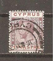 Chipre  Yvert  89 (usado) (o) - Cyprus (...-1960)