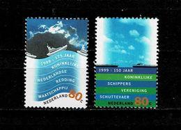 1999  Nederland Waterland   MNH - Unused Stamps
