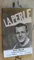CYCLISME : Heinz MULLER, La Perle, Carte Dédicacée .................. OJ-4948 - Ciclismo