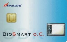 Novacard BioSmart Dummy - Ausstellungskarten