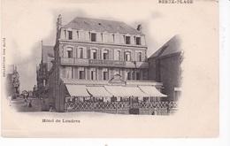 BERCK(HOTEL DE LONDRES) - Berck