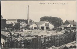D37 - AMBOISE - ROUTE DE POCE - LA SCIERIE CAMUS - Amboise