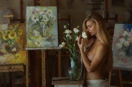 Thèmes > Illustrateurs & Photographes > Photographie De David Dubnitskiy Serie Russian Girls 24 Reproduction Erotique - Illustrateurs & Photographes