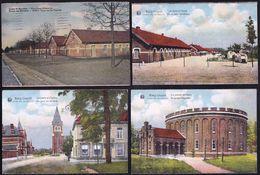 15 X CPA CAMP DE BEVERLOO - KAMP VAN BEVERLOO - CAMP MILITAIRE BELGE - BELGIAN MILITARY CAMP - Leopoldsburg (Kamp Van Beverloo)