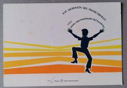 ITALIA 1979 GIORNATA DEL FRANCOBOLLO - 1946-.. République