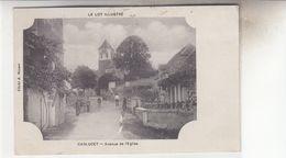 CARLUCET  AVENUE DE L EGLISE - France