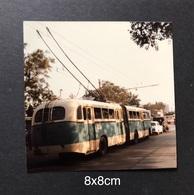 Peking Trolleybus/ 1983 - Places