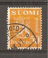 Finlandia-Finland Nº Yvert  146 (usado) (o) - Used Stamps