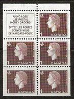Canada 1962-1963 N° Y&T : 328 ** - Unused Stamps