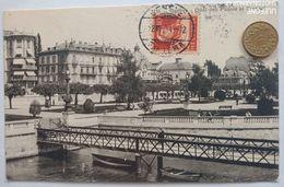 Geneve , Quai Des Paquis Et Kursaal, 1920 - GE Genf