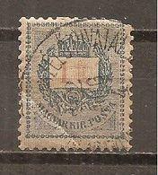 Hungría-Hungary Nº Yvert 35 (A) (usado) (o) (defectuoso) - Hungría