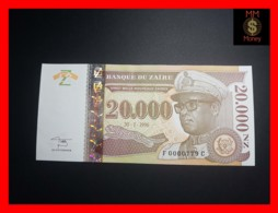 ZAIRE 20.000 20000 N. Zaires  30.1.1996  P. 73 Printer HDMZ  UNC - Zaire
