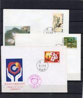 CHINE TAIWAN FDC - 1945-... République De Chine