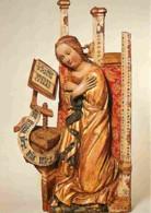 Art Religieux - Munchen - Bayer Kunstverlag - Maria Aus Einer Verkundigung - Hans Von Judenburg - Voir Timbre - CPM - Vo - Tableaux, Vitraux Et Statues