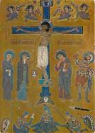 Art Religieux - Allemagne - Munchen - Residenzmuseum - Crucifixion - CPM - Voir Scans Recto-Verso - Tableaux, Vitraux Et Statues