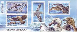 (Timbres). TAAF FSAT Bloc Feuillet Oiseaux Des TAAF 2016. Birds - Blocks & Sheetlets