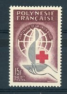 Polynésie  -  1963  :  Yv  24  ** - Unused Stamps