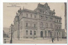BILBAO : Diputacion Provincial - Edicion Mendizabal Y Arenaza N°2 - Vizcaya (Bilbao)