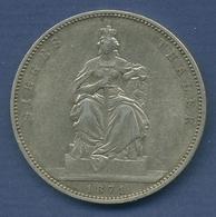 Preußen Siegestaler 1871 A, König Wilhelm I., J 99 Alt, Ss+ (m2595) - Taler Et Doppeltaler