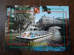 L21/1445 HOLLANDE - UTRECHT - Netherlands