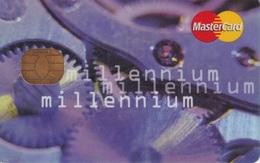 Millennium Mastercard CardTech '99 - Ausstellungskarten