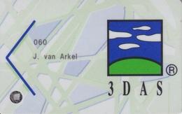 3DAS RFID Proof - Ausstellungskarten