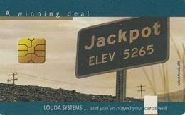 Louda Systems Dummy - Ausstellungskarten