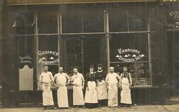 Photo :  Steenvoorde,spécialités Flamandes, Gauffes Fourrées,  Photo D'une Ancienne Carte Postale, 2 Scans - Lieux