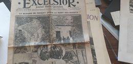 EXCELSIOR /NOGENT SUR MARNE  BANDE BONNOT GARNIER VALLET - Newspapers