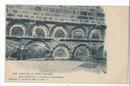SAN JUAN DE LA PENA (Aragon) : Sepulcros De La Nobleza Aragonesa - Coleccion Alvarez Serie A N°5 - Autres