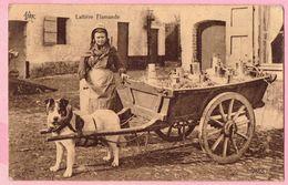 Laitière Flamande - 1927 - Street Merchants