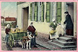 Belgique Laitieres - Les Clientes - Street Merchants